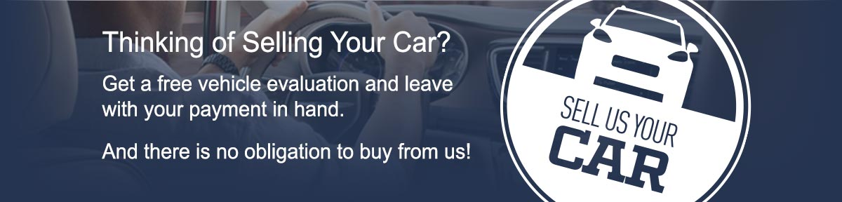 Thinking of Selling Your Car?